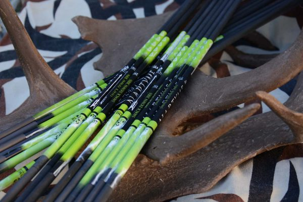 350 spine assassination naptyme carbon arrow shaft premium hunting