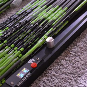 Hunter 500 spine carbon hunting arrow