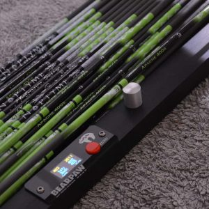 Naptyme Archery 400 spine carbon hunting arrow